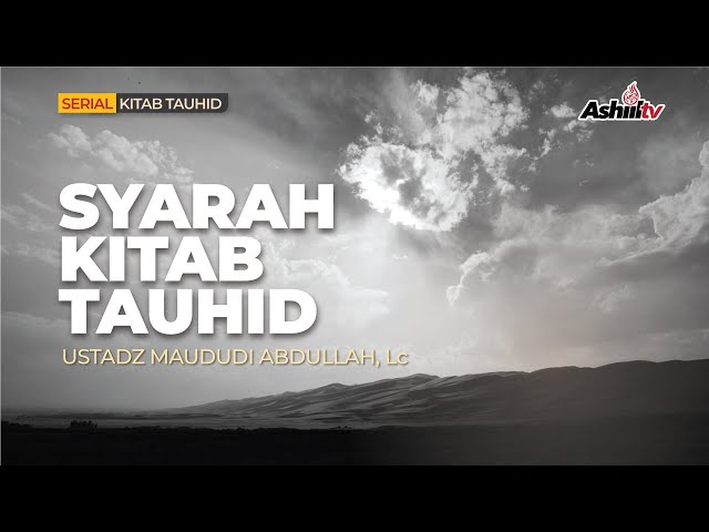 🔴 [LIVE] LEMAHNYA MAKHLUK DAN BERKUASANYA ALLAH - Ustadz Maududi Abdullah, Lc حفظه الله