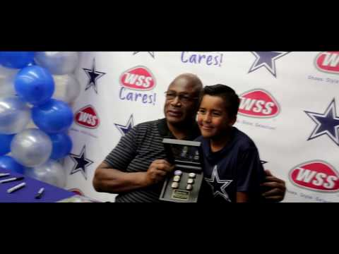 Charles Haley Meet And Greet