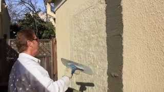 The good bad & ugly Stucco/Plastering patchwork screw-up repairs