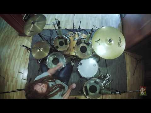 reggae drummer