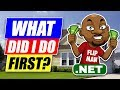 What did I do First to Start Wholesaling Houses |  Real Estate Investing | FlipMan.net