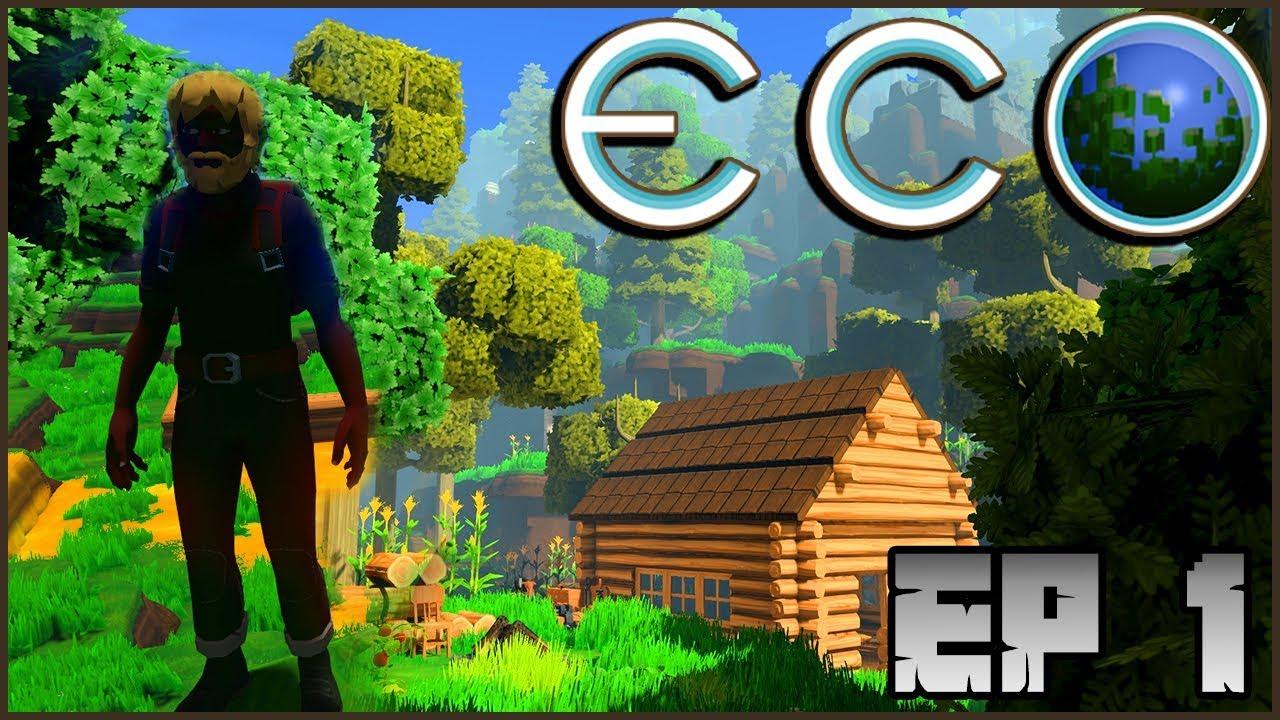 Download ECO #1 ► DÉBUT D'UNE CIVILISATION SUR ECO AVEC YOGI [FR]