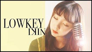 Gambar cover NIKI LOWKEY COVER 노래커버 CVS