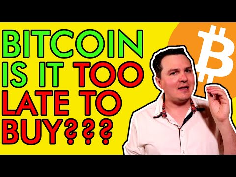 TOO LATE TO BUY BITCOIN? SHOULD YOU BUY NOW? [$500,000 Price Prediction]
