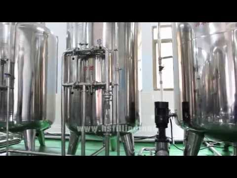 Water filtration system, water purification machine, water filter