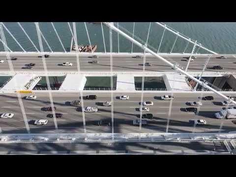 San Francisco-Oakland Bay Bridge New East Span