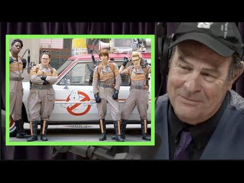 Dan Aykroyd on the Ghostbusters Reboot and New Ghostbusters Movie | Joe Rogan