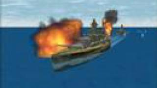 HMS Duke of York vs Bc Gneisenau, Scharhorst