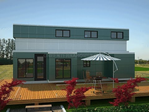 GreenTerraHomes largest manufacturer of steel frame Tiny Homes, tiny house, tiny houses on wheels
