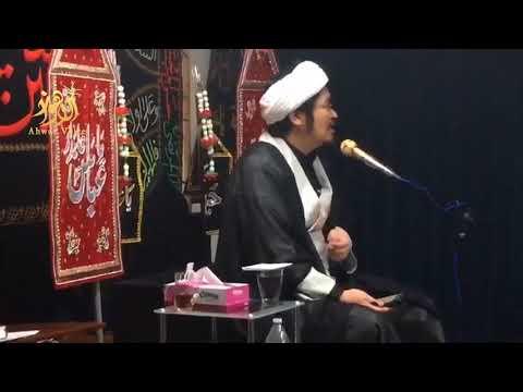 مجلس حسيني في اليابان | السيدة زينب(س) للطاغية الملعون یزيد ابن معاوية: فواللهِ لا تَمحْو ذِكرَنا