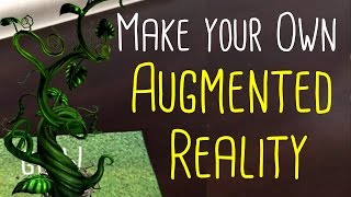 Make your Own Augmented Reality - with PowerPoint and Aurasma (Now Called HP Reveal)