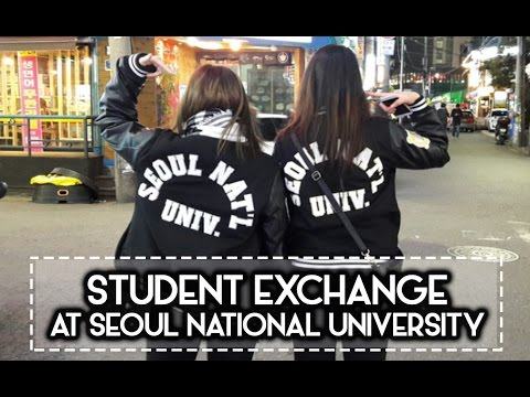 UPDATE 01 | Student Exchange at Seoul National University