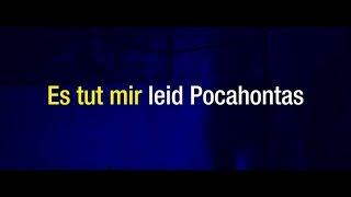 AnnenMayKantereit   Pocahontas (Karaoke)