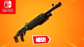 🔴 NEUE PUMPGUN in episch & legendär | Fortnite Nintendo Switch