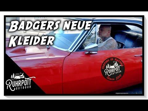 Des Badgers neue Kleider - Ruhrpott Outdoor 1815