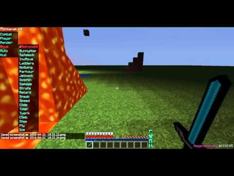 Minecraft Client Pontianak b3 Download