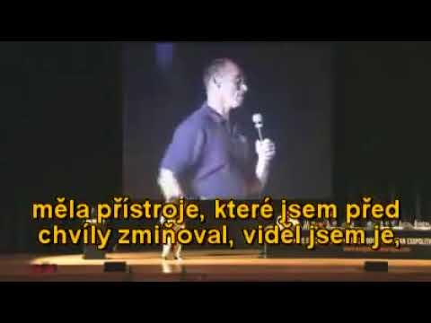 Dr Steven Greer  příslib nové energie 2009