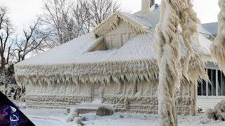 जब ठंड ने जमा दिया इन स्थानों को Coldest Recorded Temperatures on Earth Hindi