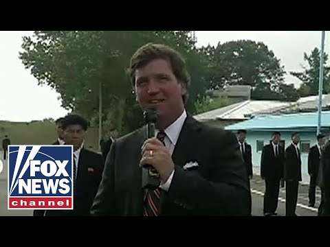 Tucker: History made at the Korean Demilitarized Zone
