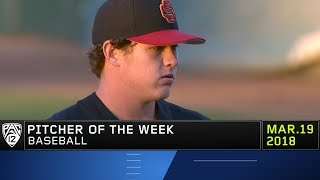 USC's Kyle Hurt picks up Pac-12 Baseball Pitcher of the Week accolades