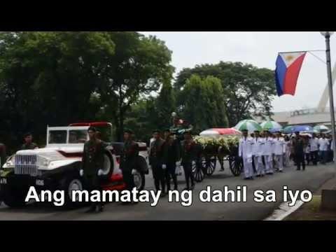 Lupang Hinirang Philippine Army
