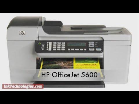 HP DeskJet 5600 Series Printer Driver for Mac