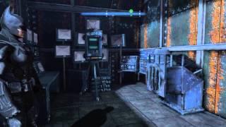 Batman: Arkham Origins [PC] Glitch (Broadcast Tower Vent, Burnley)