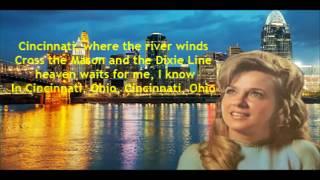 Cincinnati, Ohio Connie Smith with Lyrics. YouTube Videos