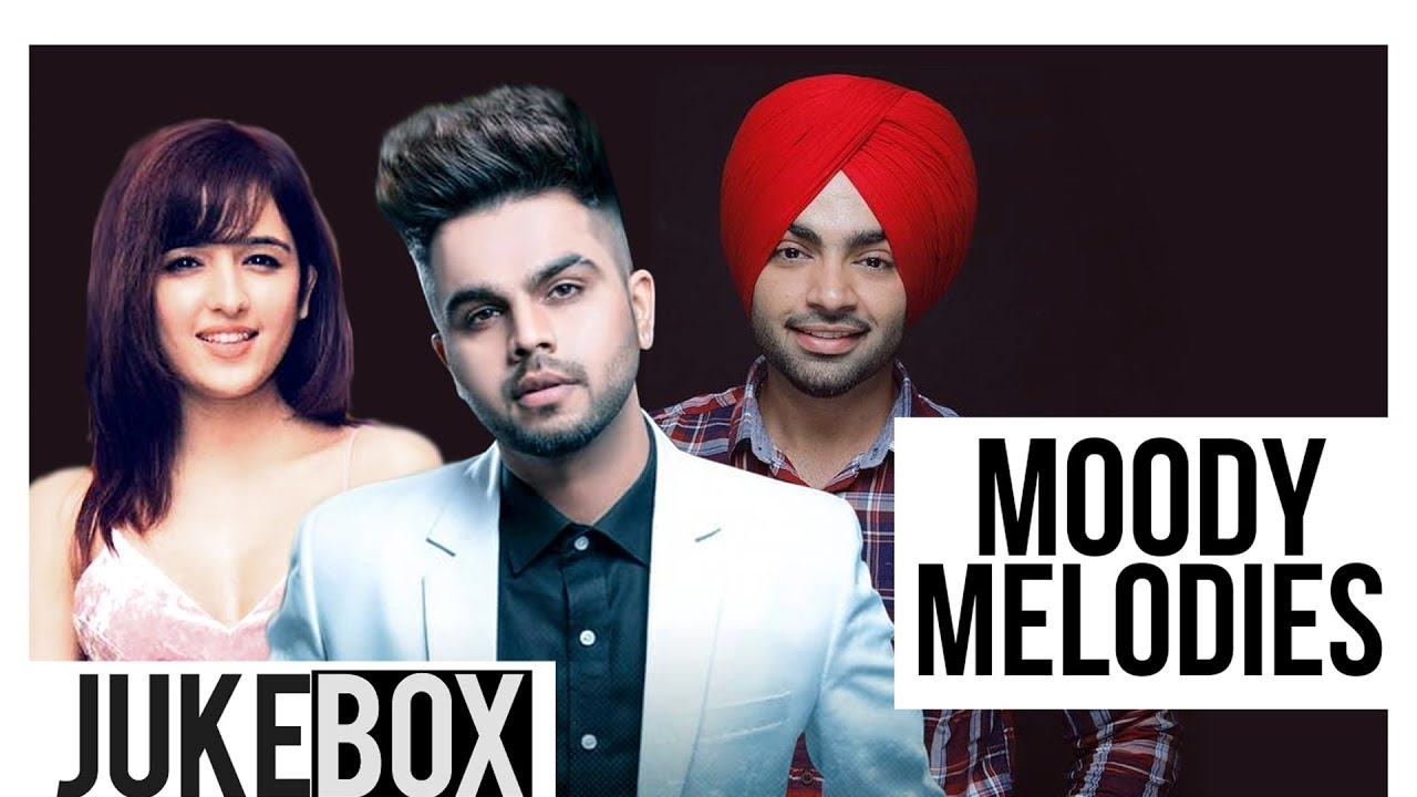 Moody Melodies | Video Jukebox | Shirley Setia | Akhil | Ammy Virk