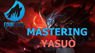 Mastering Yasuo - Five Mechanics/Tricks/Tips - HTTL