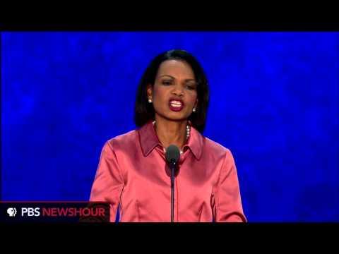 Former Sec. of State Condoleezza Rice:
