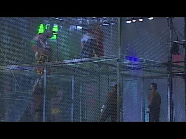 The Best and Worst Steel Cage Match Types in Pro Wrestling