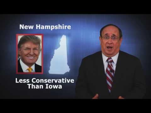 GOP Contest in New Hampshire