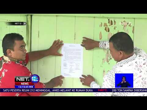 Desa Di Aceh Larang Warung Kopi Pasang Wifi- NET 12