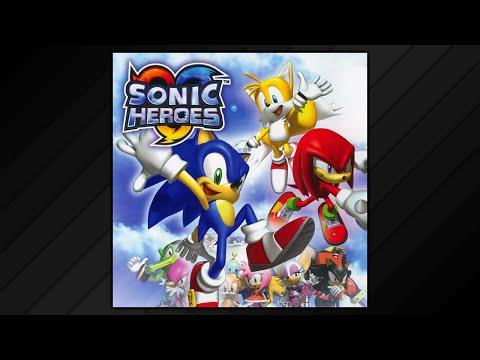 Sonic Heroes Soundtrack (2003)