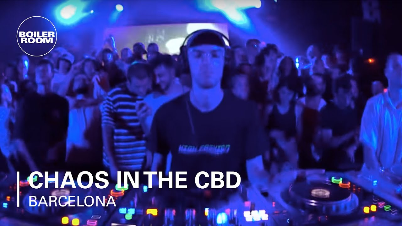 Chaos In The CBD | Boiler Room Barcelona: Nitsa