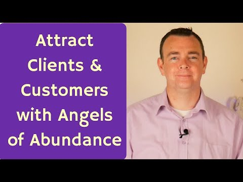 Attract Clients & Customers Meditation with the Angels of Prosperity and Abundance