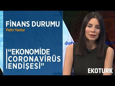 CORONAVİRÜS TÜRKİYE EKONOMİSİNİ NASIL ETKİLER? | Dr. Pelin Yantur  | Dr. Cüneyt Dirican | 11.03.2020