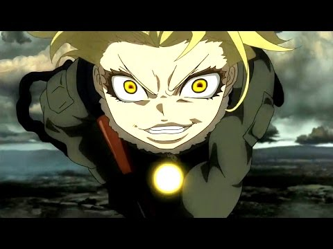 Youjo Senki「AMV」- The Light