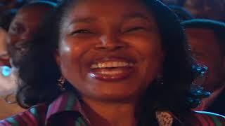 MC SHAKARA, ELENU, FUNNY BONE AND SEYILAW AT AY LIVE ABUJA