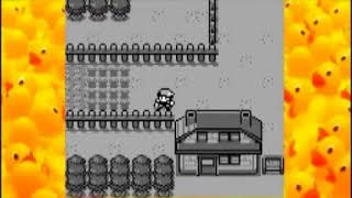 Pokemon Gold/Silver Demo: The skateboard is hype