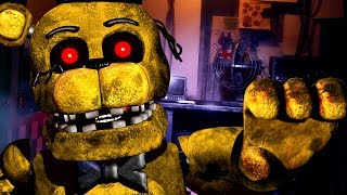 DO NOT LET GOLDEN FREDDY SEE YOU OR ELSE..    Five Nights at Freddy's Remake