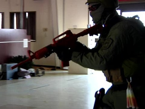 Marine Corps Air Station - Hostage Crisis Exercise