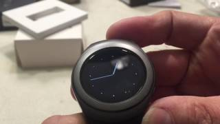 Unboxing LYW9 Smartwatch Phone with heart rate function