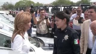 Entrega Patrullas Policia Estatal V2