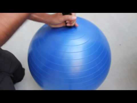 NEW Gym Ball Replacement Plug Adapter Kit by Thera-Band