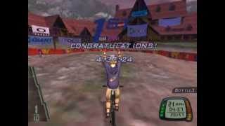 Downhill Domination (PS2 Gameplay)