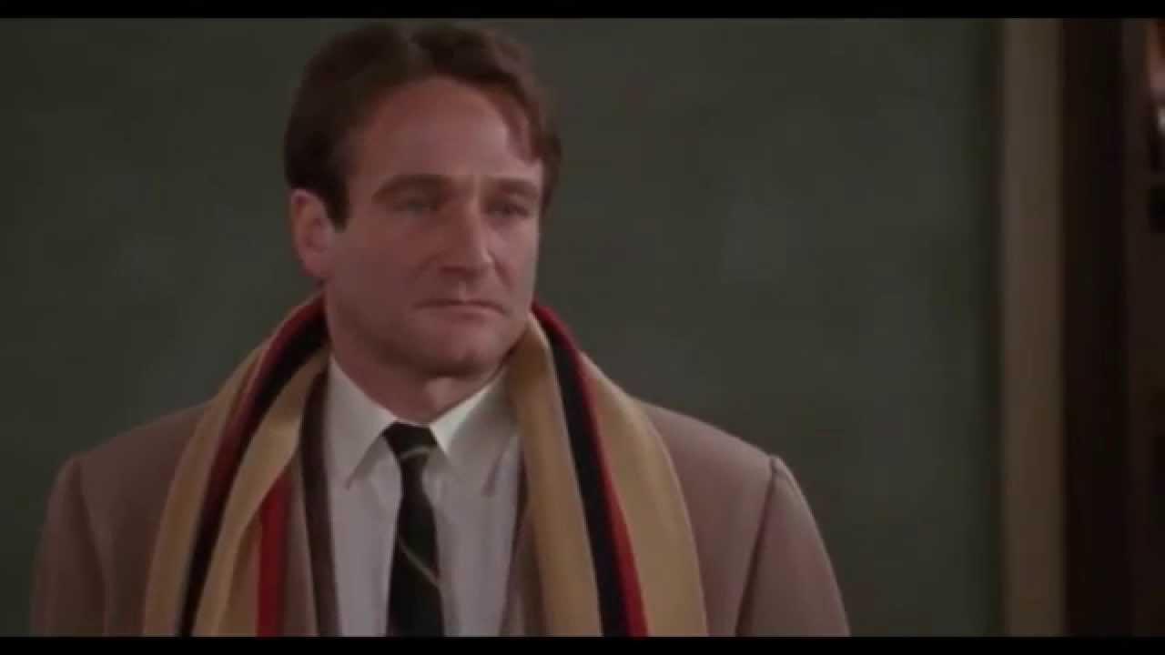 Oh Capitán, Mi Capitán - El Club de los Poetas Muertos | Tributo a Robin Williams (1951-2014)