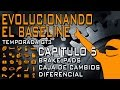 [Tutorial Setup iRacing] Evolucionando el Baseline #5    Diferencial & Caja de Cambios    GT3