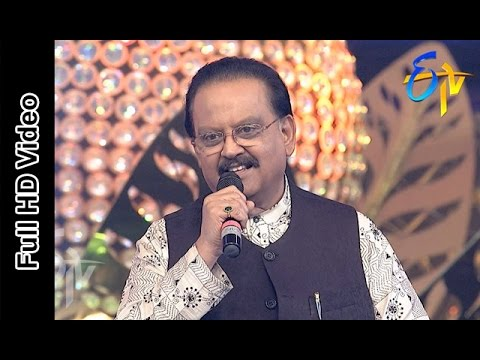SP Balasubramaniam Emotional Speech in ETV@20 Years Celebrations